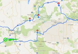 How To Plan A Road Trip Route With Google Maps pertaining to Plan Route Google Maps