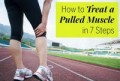 How To Help A Pulled Muscle