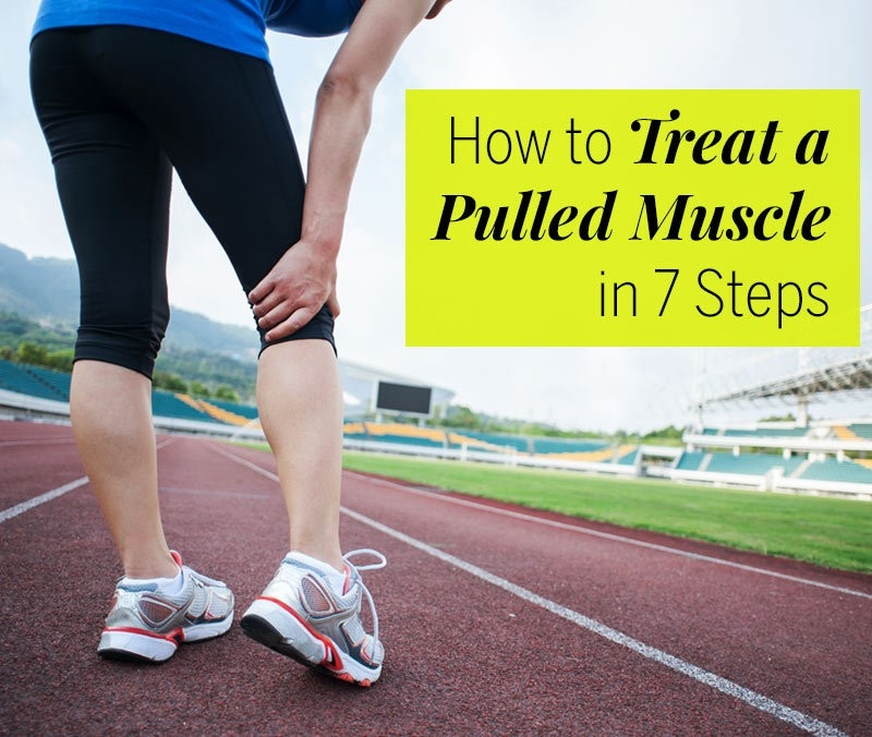 How To Treat A Pulled Muscle - Sports Injuries | Fitness Magazine with regard to How To Help A Pulled Muscle 48274