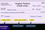 Hughes Federal Credit Union Routing Number
