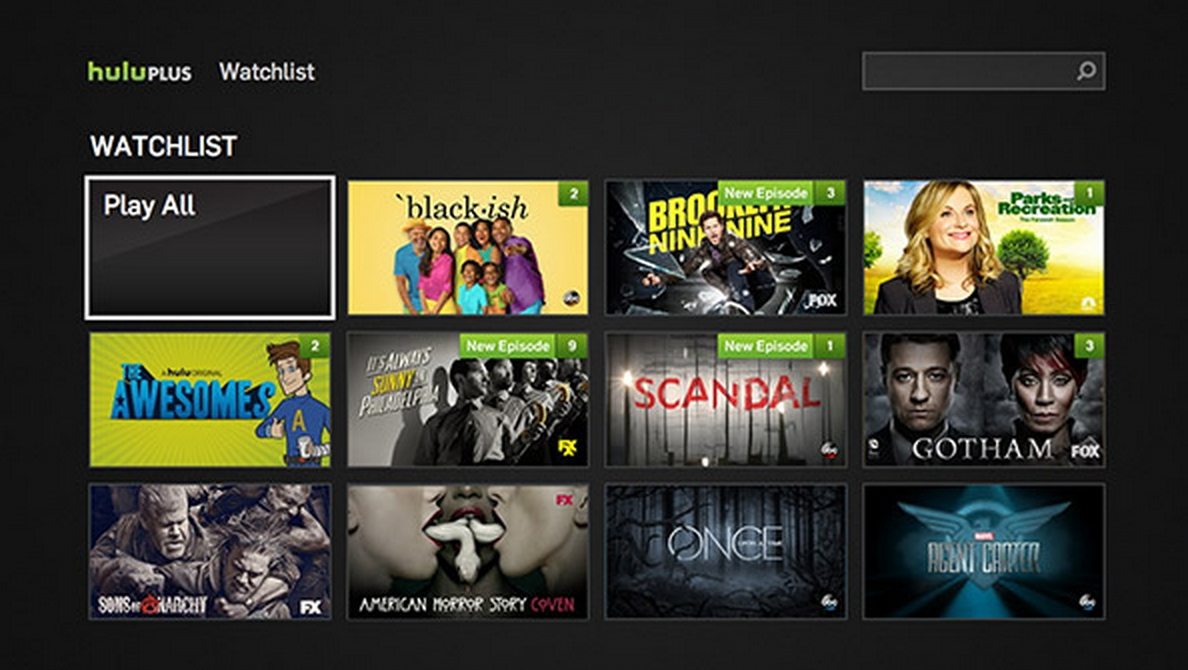 Hulu Introduces Watchlist, Its New And Smarter Way To Keep Up With inside Hulu Plus Shows List 36981