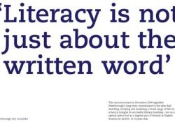 Idea: Is The Changing Definition Of Literacy, Changing Education within Literacy Definition Education
