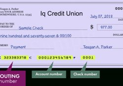 Iq Credit Union - Search Routing Numbers, Addresses And Phones Of intended for Iq Credit Union Routing Number