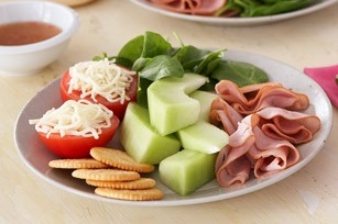 Italian Ham Cold Plate - Kraft Recipes with Cold Dinner Ideas 36773