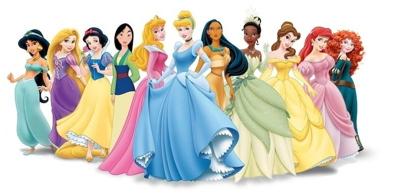 List Of All Disney Princesses with List Of All Disney Princesses 36718