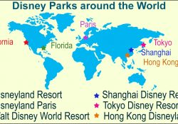 List Of Disney Parks Around The World intended for List Of Disney Parks