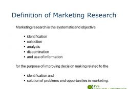 Market Research. - Ppt Download throughout Marketing Research Definition