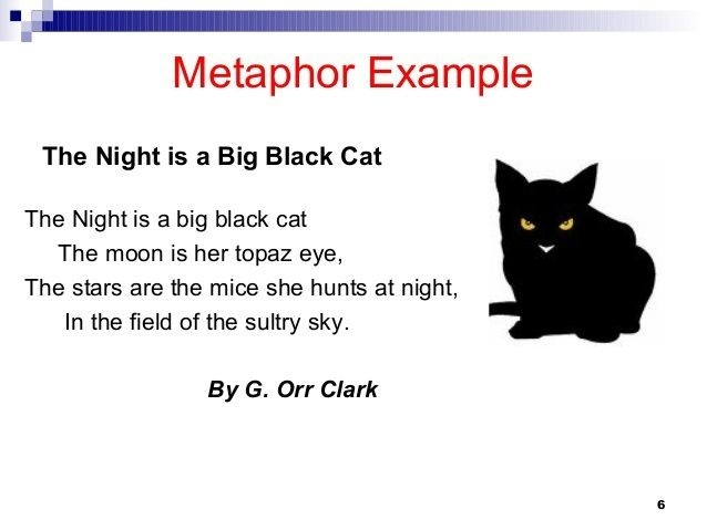 Metaphor Poem - Google Search | Poetry And Figurative Language in Metaphor Poem Examples 57204