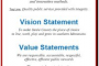 Mission And Vision Statement Examples