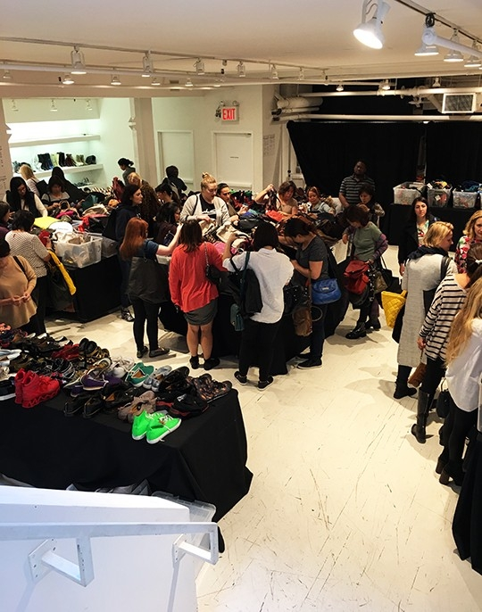 Mizhattan - Sensible Living With Style: *sample Sale* Marcdowns within Marc Jacobs Sample Sale 57101