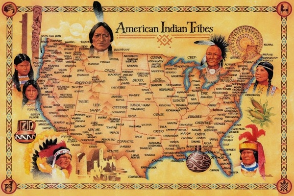 Native American Tribes List – Legends Of America pertaining to List Of Indian Tribes 37606