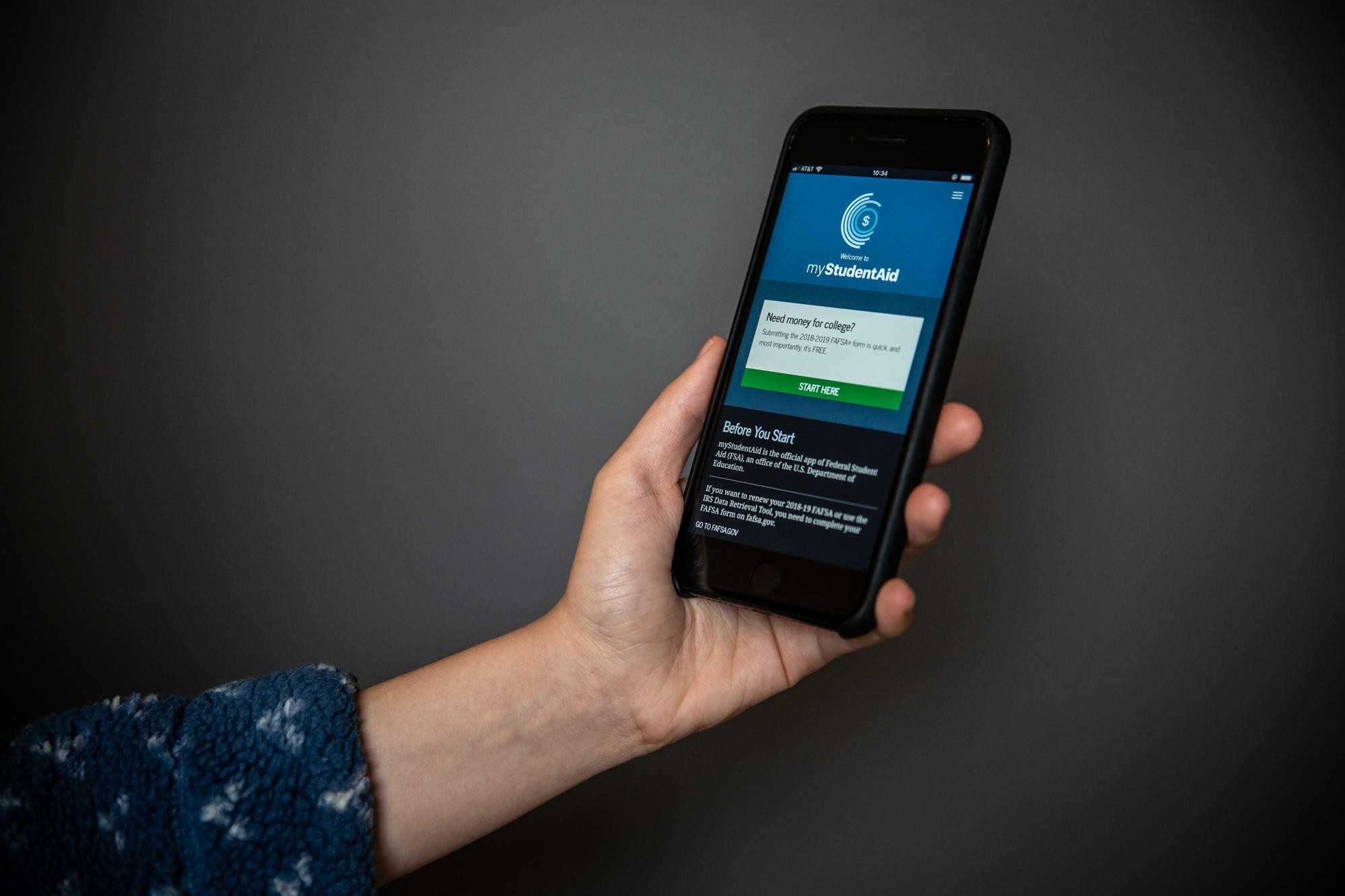 Need Help Paying For College? There's An App For That   Wlrn within Help Paying For College 46272