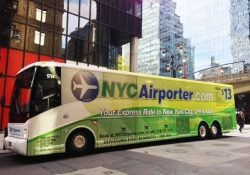 Nyc Airporter Express Bus To And From Jfk & Laguardia Airports throughout Nyc Airporter Schedule