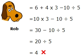 Order Of Operations - Chilimath pertaining to Order Of Operations Examples 58824