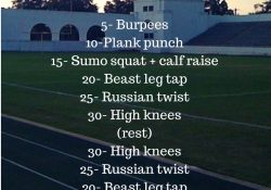 Outdoor Track Workout, Pyramid Workout, Circuit Workout! | Get Fit within Outdoor Workout Ideas