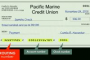 Pacific Marine Credit Union Routing Number