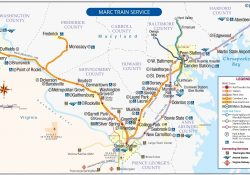 Penn Line Schedules | Maryland Transit Administration for Marc Penn Line Schedule