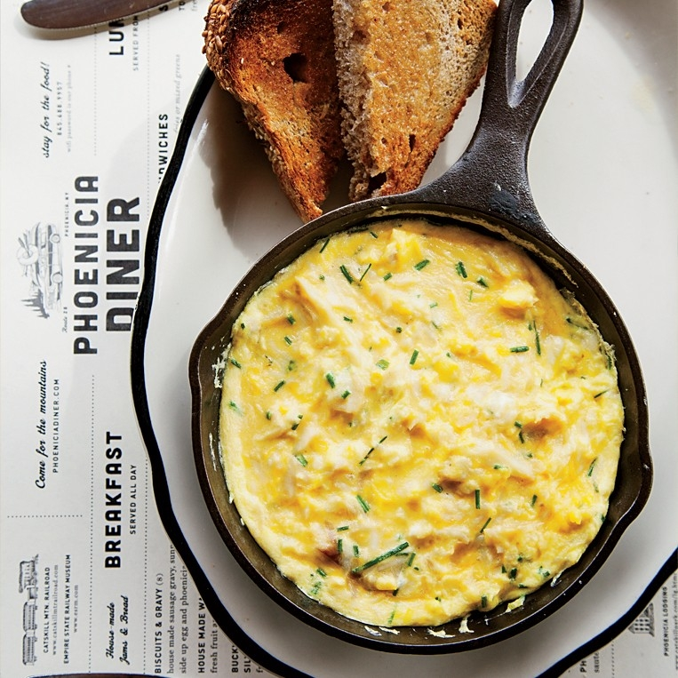 Phoenicia Diner's Breakfast Skillet Recipe - Melchor Rosas | Food & Wine within Breakfast Ideas With Eggs 36617