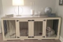 Indoor Dog Kennel Ideas