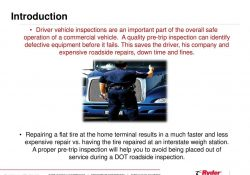 Pre/ Post Trip Inspections - Ppt Download with A Pre Trip Inspection Will Help You