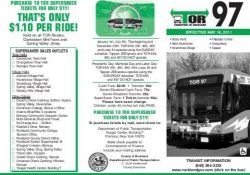 Rockland Tor 97 Bus - The County Of Rockland in 91 Tor Bus Schedule