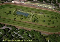 Saratoga Race Course with Saratoga Race Track Schedule