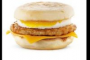 How Many Calories Are In A Sausage Egg Mcmuffin