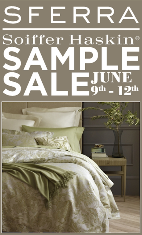 Sferra Sample Sale - Ny - June 2014 | Whsale inside Sferra Sample Sale 57184