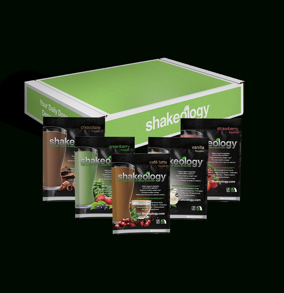 Shakeology Sampler throughout Shakeology Sample Pack 56653
