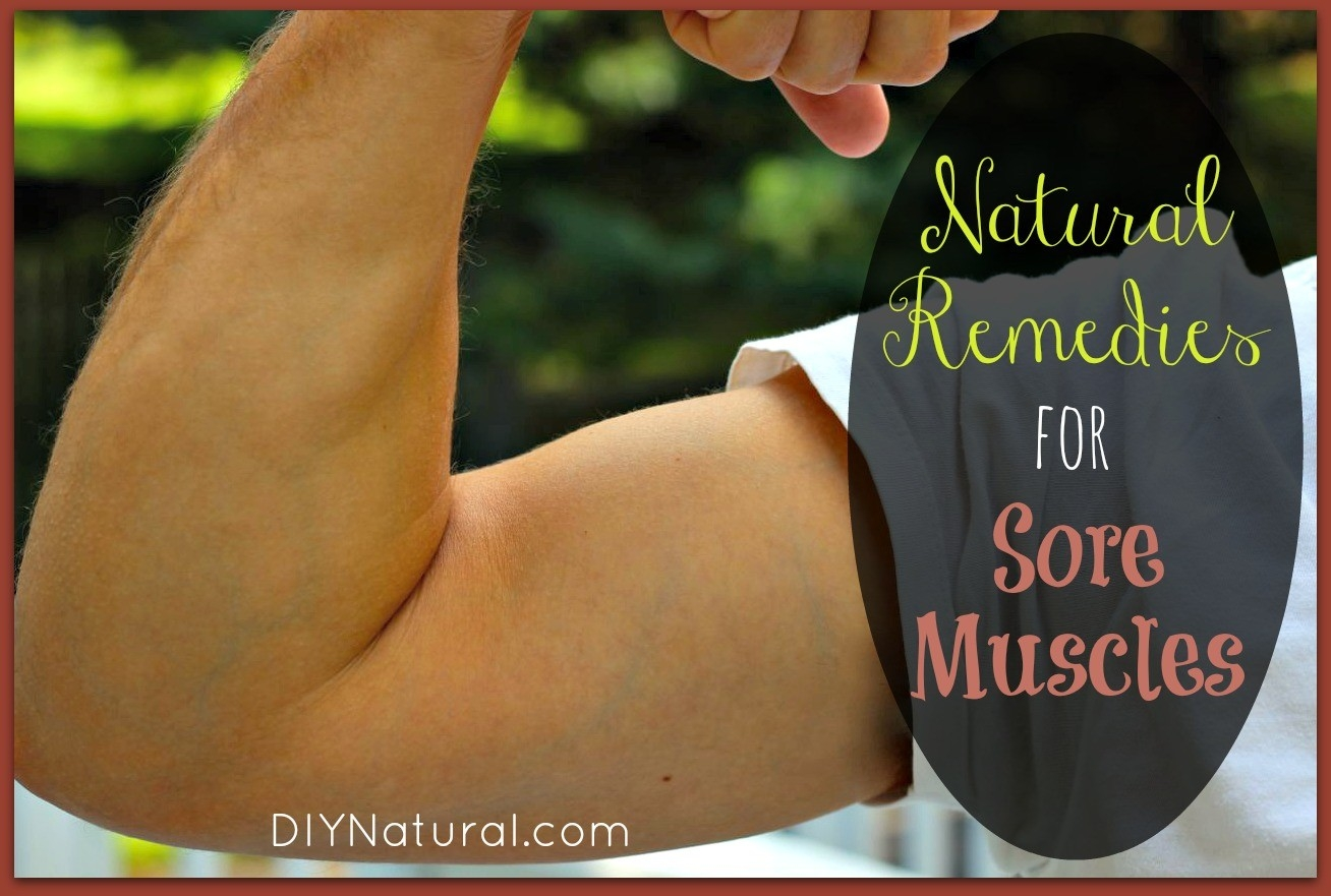 Sore Muscle Relief - Home Remedies For Sore Muscles with regard to What Helps With Sore Muscles 45774