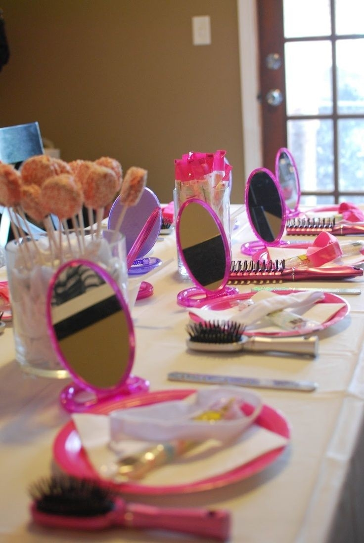 Spa Party Ideas For 8 Yr Old Girls - Remember This For The Twins Via in Party Ideas For 8 Yr Old Girl 36854