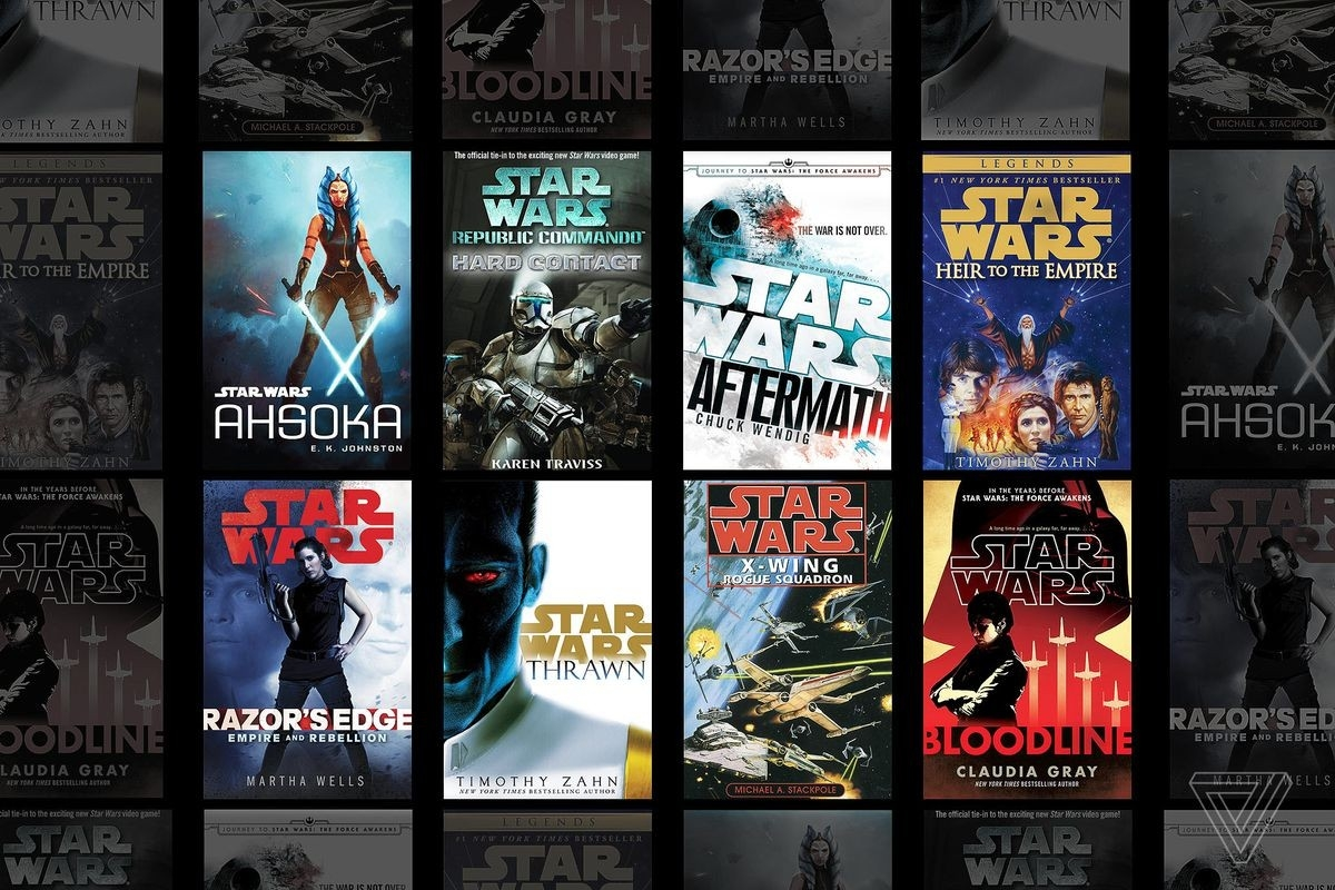 Star Wars Reading List: Where To Start After You Finish The Movies inside Star Wars Book List 37486