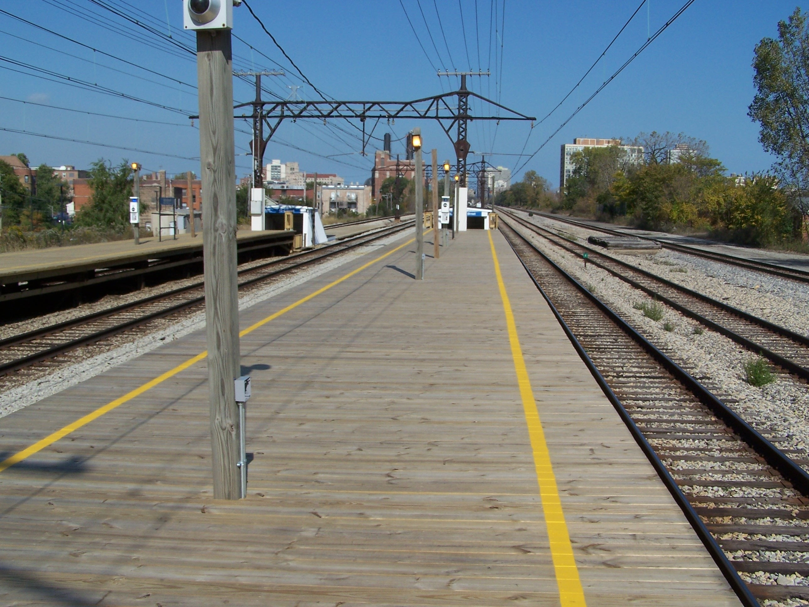 Stations | Metra for Metra Electric Schedule 47421