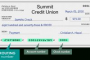 Summit Credit Union Routing Number