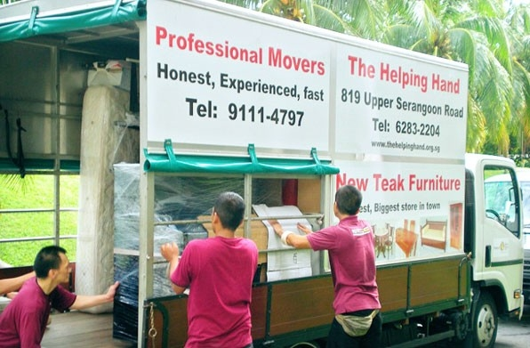 The Helping Hand: Recommended House Moving Service intended for Helping Hands Movers 47526