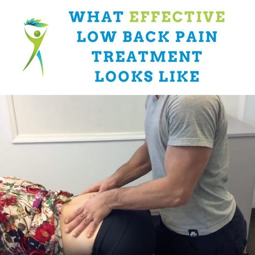 The Most Effective Lower Back Pain Treatment with What Helps Lower Back Pain 48185