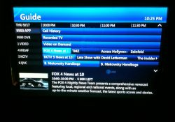 The On-Screen Epg Industry: Past, Present And Future : Official Blog pertaining to Att Uverse Tv Listings