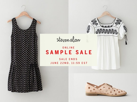 Unruly Things | Steven Alan Sample Sale – Ends Today! for Steven Alan Sample Sale 58374