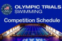 Olympic Swimming Schedule