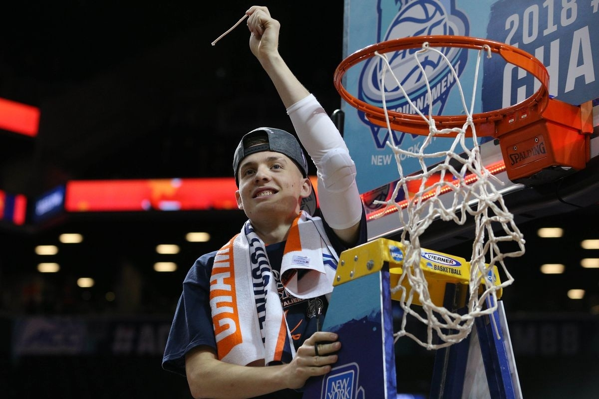 Virginia Basketball's 2018-19 Conference Schedule Released By The within Uva Basketball Schedule 48206