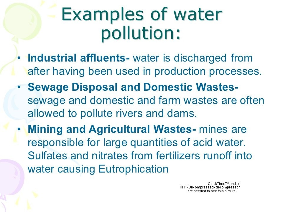 Water Pollution By: Cathy Lin And Kelly Jung Per.2 June 7, Ppt Download in Examples Of Water Pollution 58527