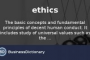 What Is The Definition Of Ethics