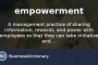 Definition Of Empowerment