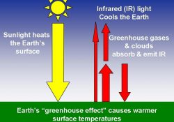 What Is The Greenhouse Effect? in Greenhouse Effect Definition