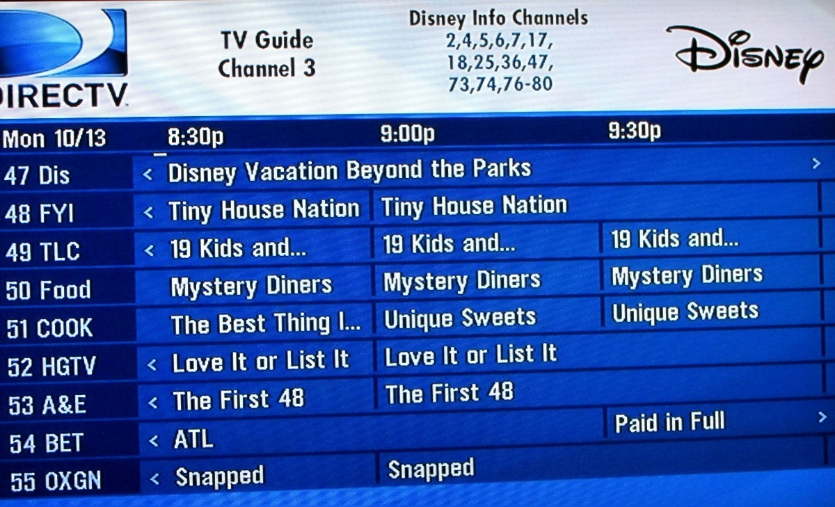 Disney Channel Tv Schedule | Examples and Forms