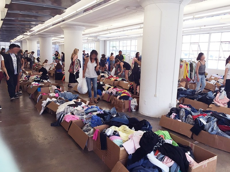 Wildfox Couture Sample Sale: Immersed In Rainbows - Hanhgry inside Wildfox Sample Sale 57074