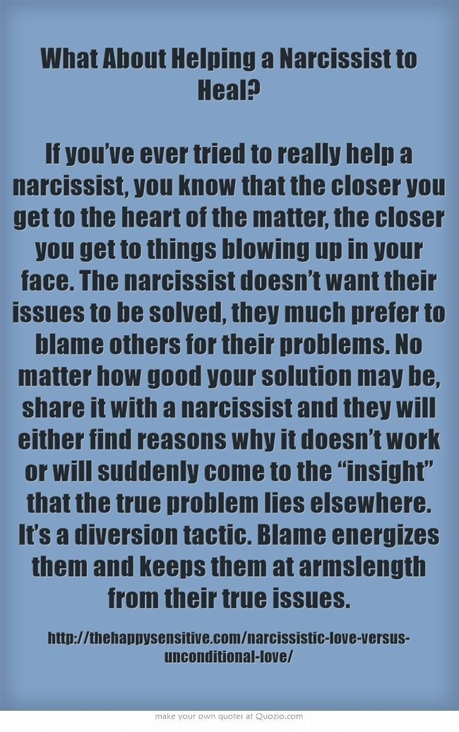 You've Probably Tried Everything You Can Think Of To Help This with How To Help A Narcissist 46864