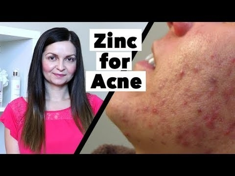 Zinc For Acne Treatment – How Much Zinc Supplement To Take For Clear pertaining to Does Zinc Help Acne 47457