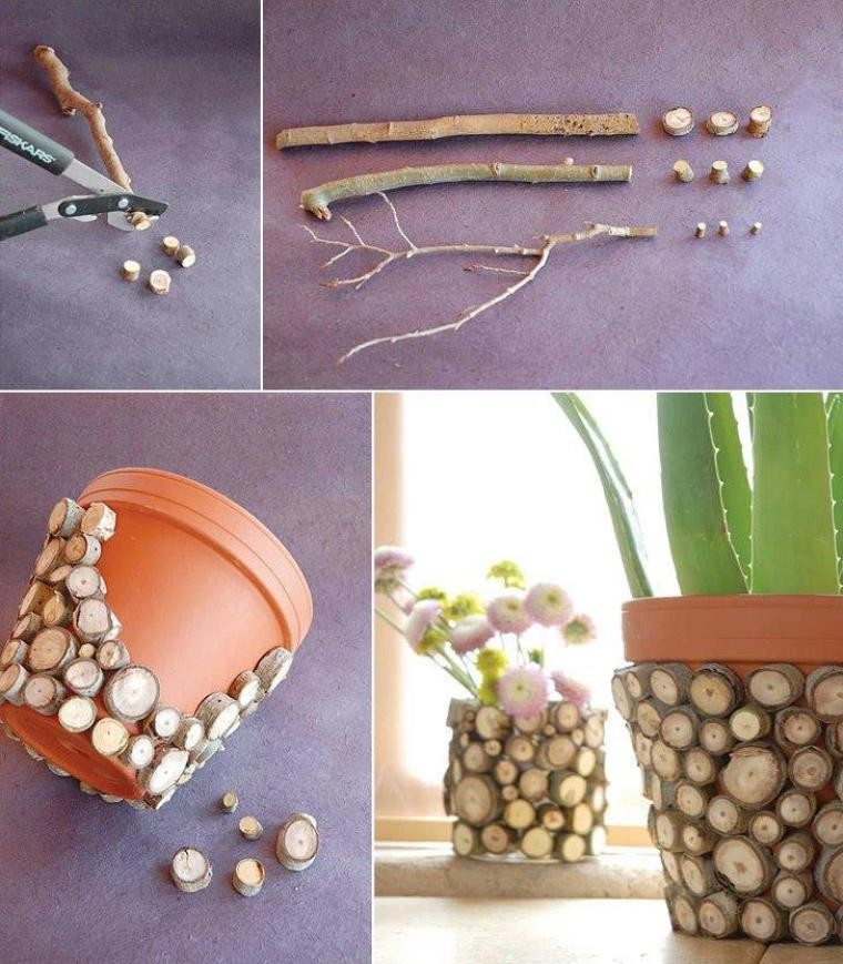 Handmade Craft Ideas For Home Decoration