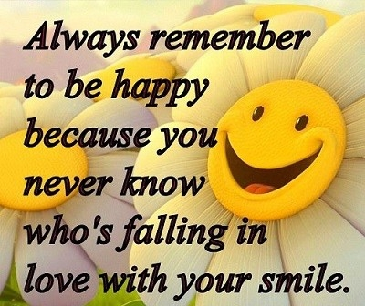 63 Beautiful Smile Quotes With Funny Images with regard to Smile Quotes Wallpapers For Mobile